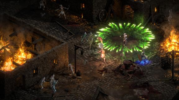 Diablo II: Resurrected vyjde po prázdninách. Zahrajete si otevřenou betu?