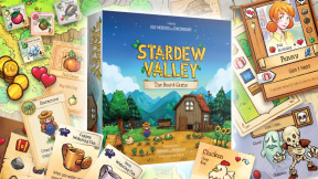 Stardew Valley: The Board Game - Oznámení