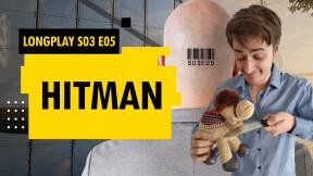 LongPlay - Hitman 3 S03E05 - Dubajská ruleta podruhé