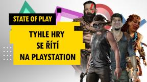 Český komentovaný živý přenos PlayStation: State of Play