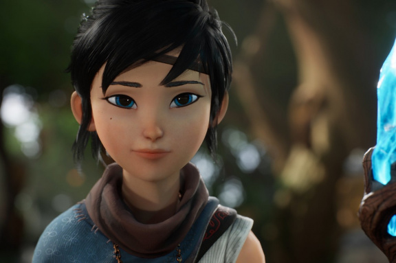 Recenze Kena: Bridge of Spirits, hry podobné animáku od Pixaru