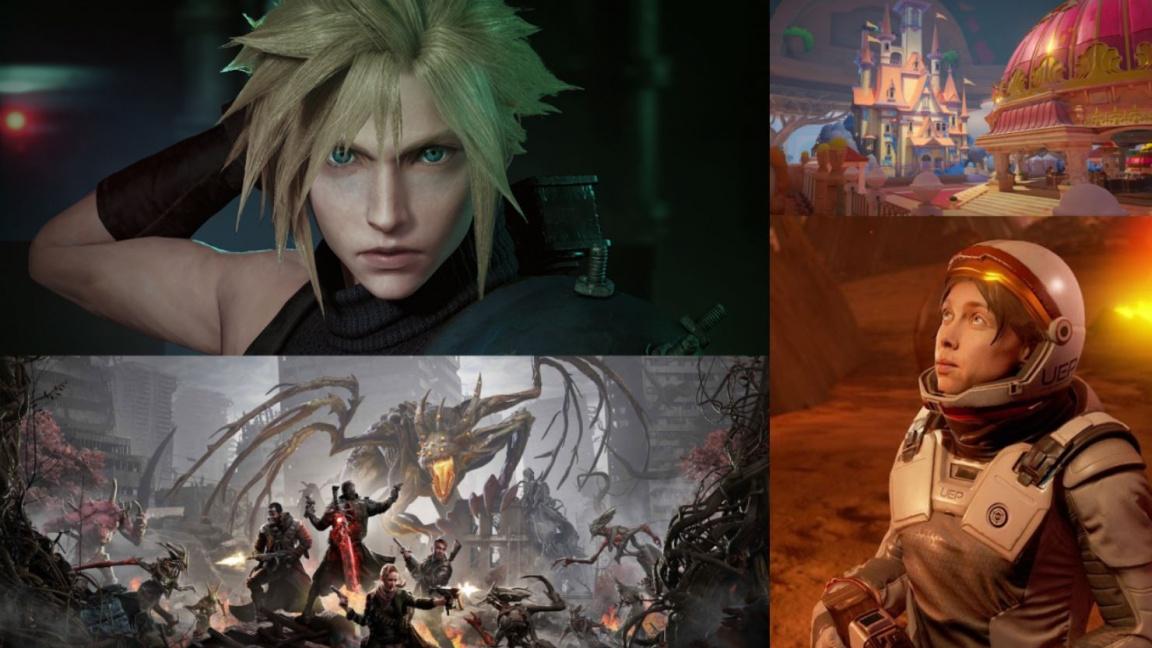 Březen do PS Plus přinese Final Fantasy, invazi z cizí dimenze i diorama