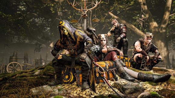 Akce Hood: Outlaws & Legends bude v prvním roce rozdávat rozšíření zdarma