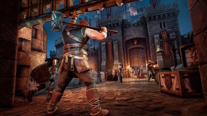 Podívejte se, jak může vypadat loupež v akčně stealthové hře Hood: Outlaws & Legends