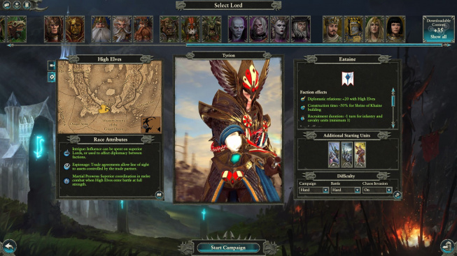 Total War: Warhammer - Mortal Empires