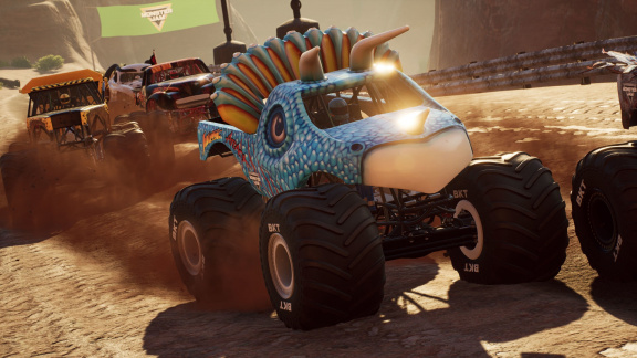 Monster Jam Steel Titans 2 – recenze překvapivě zábavných monster trucků
