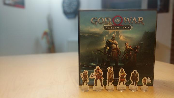 Karetní hra God of War je skvělým zpracováním jedné z nejlepších exkluzivit PlayStationu 4