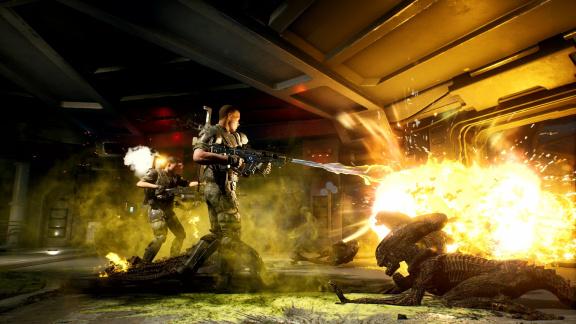 Vetřelčí co-op Aliens: Fireteam Elite zná datum vydání