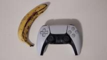 Sony patent banán ovladač gamepad
