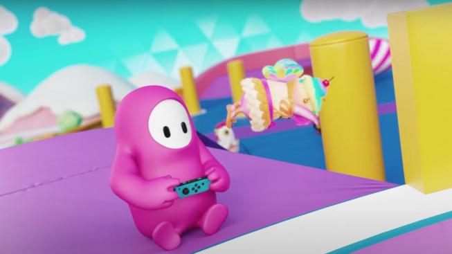 Přelomová herní akvizice, vydavatel hry Fortnite kupuje animovaný trhák Fall Guys