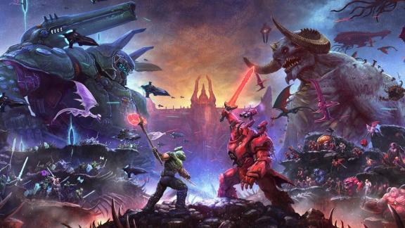 Doom Eternal: The Ancient Gods, Part Two
