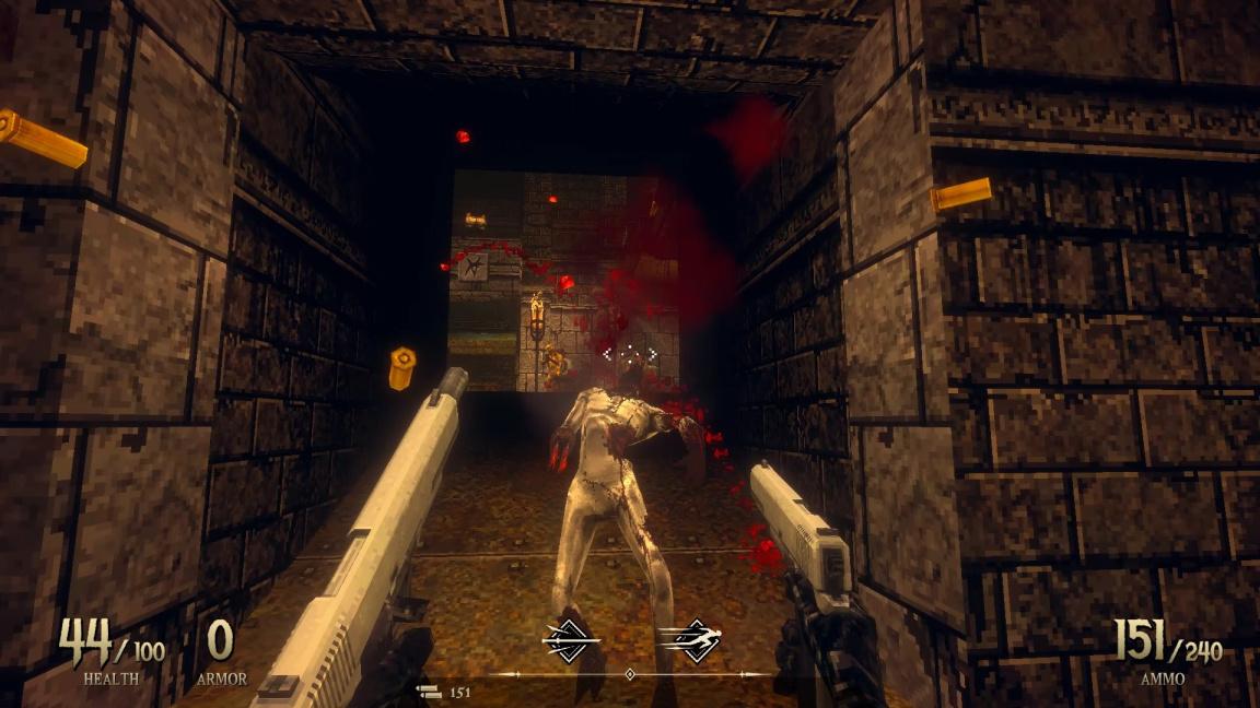 Dread Templar je hektická pocta starým dobrým střílečkám