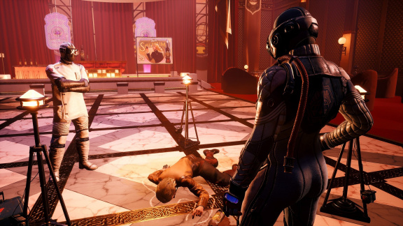 The Outer Worlds: Murder on Eridanos