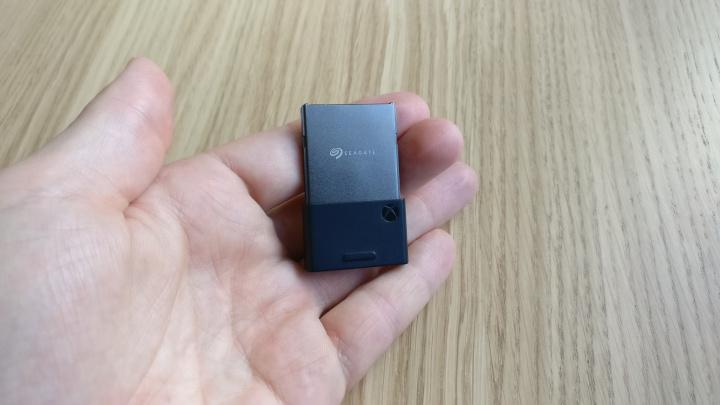 Jak funguje rozšiřující SSD pro Xbox? Test Seagate Storage Expansion card