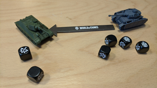 World of Tanks: Miniatures Game