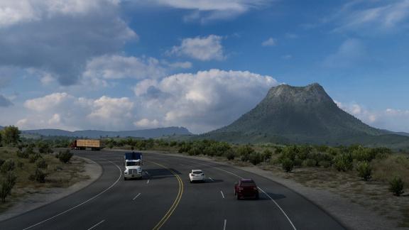 American Truck Simulator – Texas