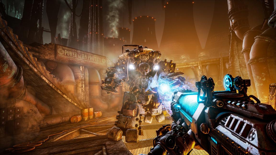Necromunda: Hired Gun – recenze střílečky ze světa Warhammeru 40k