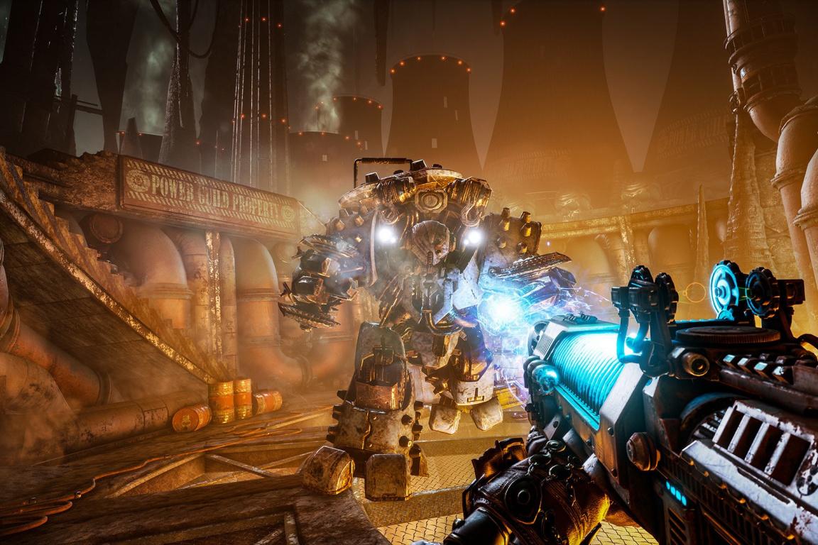 Necomunda je nový DOOM ze světa warhammeru 40K - recenze