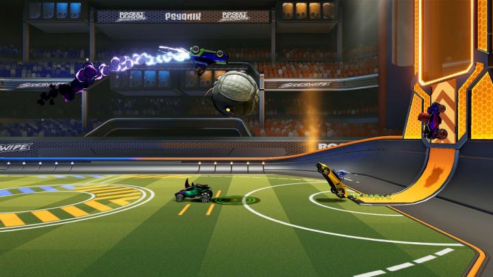 Rocket League Sideswipe – Alpha Gameplay