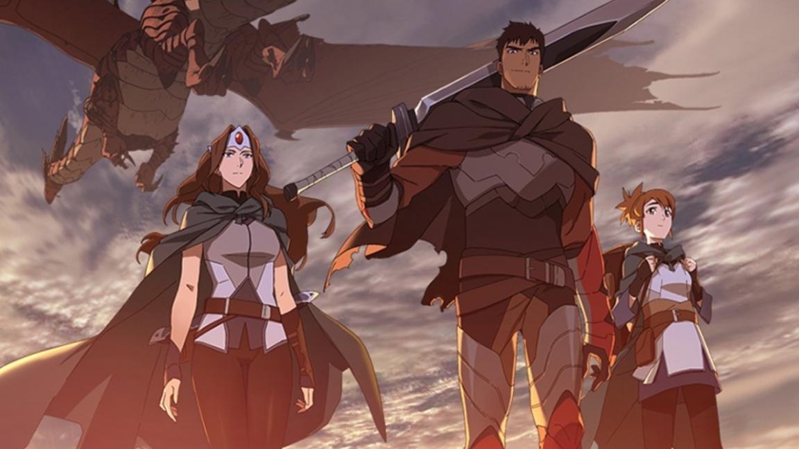 Osmidílný seriál DOTA: Dragon's Blood už dnes na Netflixu
