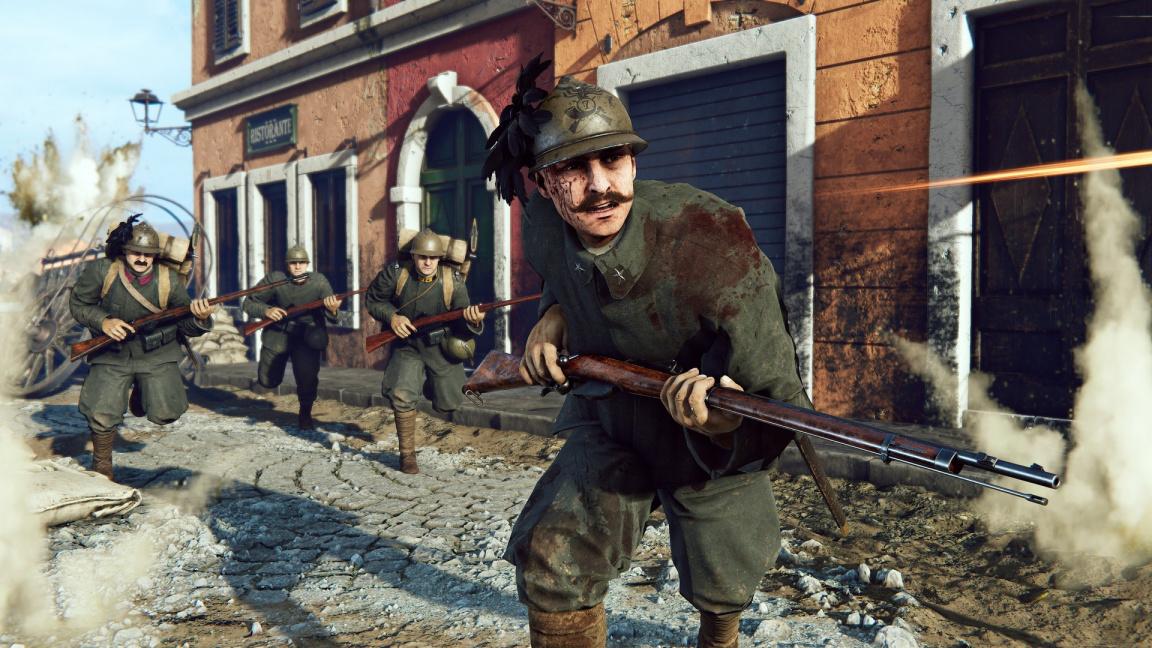 Vzhůru na italskou frontu. Realistická válka po Verdunu a Tannenbergu míří k řece Isonzo