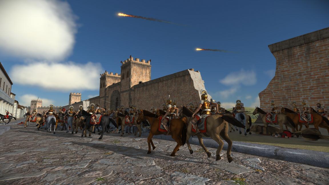Chystá se čeština pro Total War: Rome Remastered. Outlast 2 už česky umí