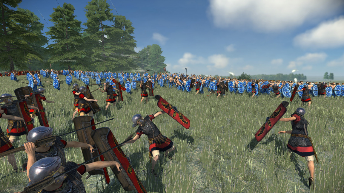Total War: Rome Remastered – recenze