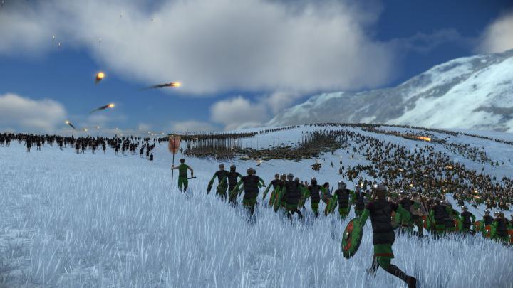Čím vám remaster Rome: Total War zpříjemní život? Například hrou za Slovany