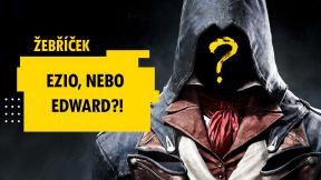 Redakční žebříček - Který hrdina ze série Assassin's Creed je nejlepší