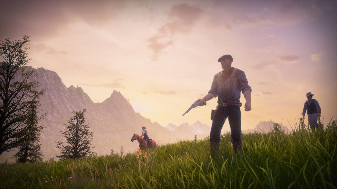 Začíná bezplatná beta Grit, battle royale na Divokém západě
