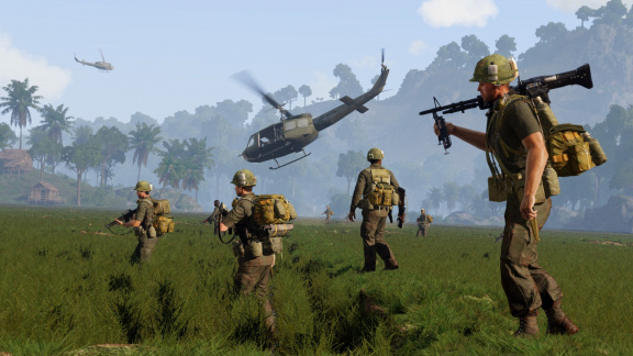Arma 3 míří do Vietnamu s obrovským rozšířením S.O.G. Prairie Fire