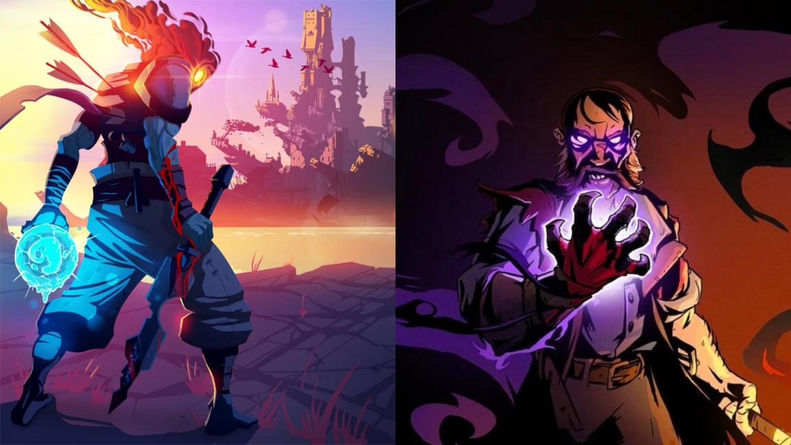 Blíží se fúze dvou výtečných her. Dead Cells se objeví v Curse of the Dead Gods