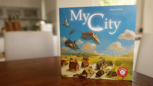 Deskovka My City – recenze skvělé budovatelské strategie, která se pokaždé mění