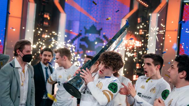 Historický úspěch, MAD Lions se stávají mistry jarní části evropské League of Legends