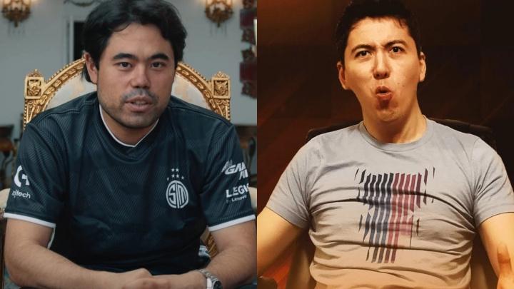 Slavný šachista Hikaru Nakamura se pokusil o zrušení Youtube účtu svého konkurenta
