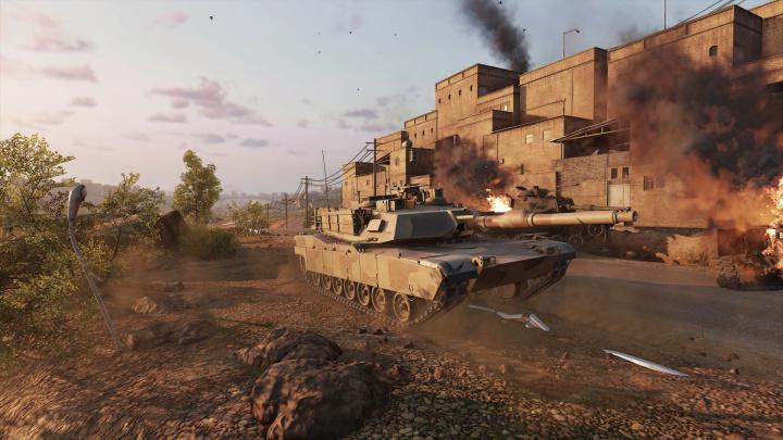 Konzolový World of Tanks nabídne moderní vojenskou techniku a bitvy