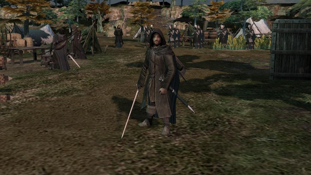 Obří mod Age of the Ring: Bitva o Středozem nikdy nebyla lepší