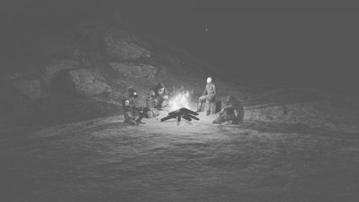 Ashwalkers jsou depresivním survivalem ve spáleném, chladném světě