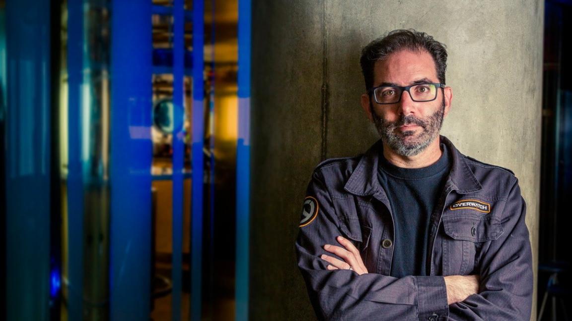 Šéf vývoje Overwatche Jeff Kaplan opouští Blizzard