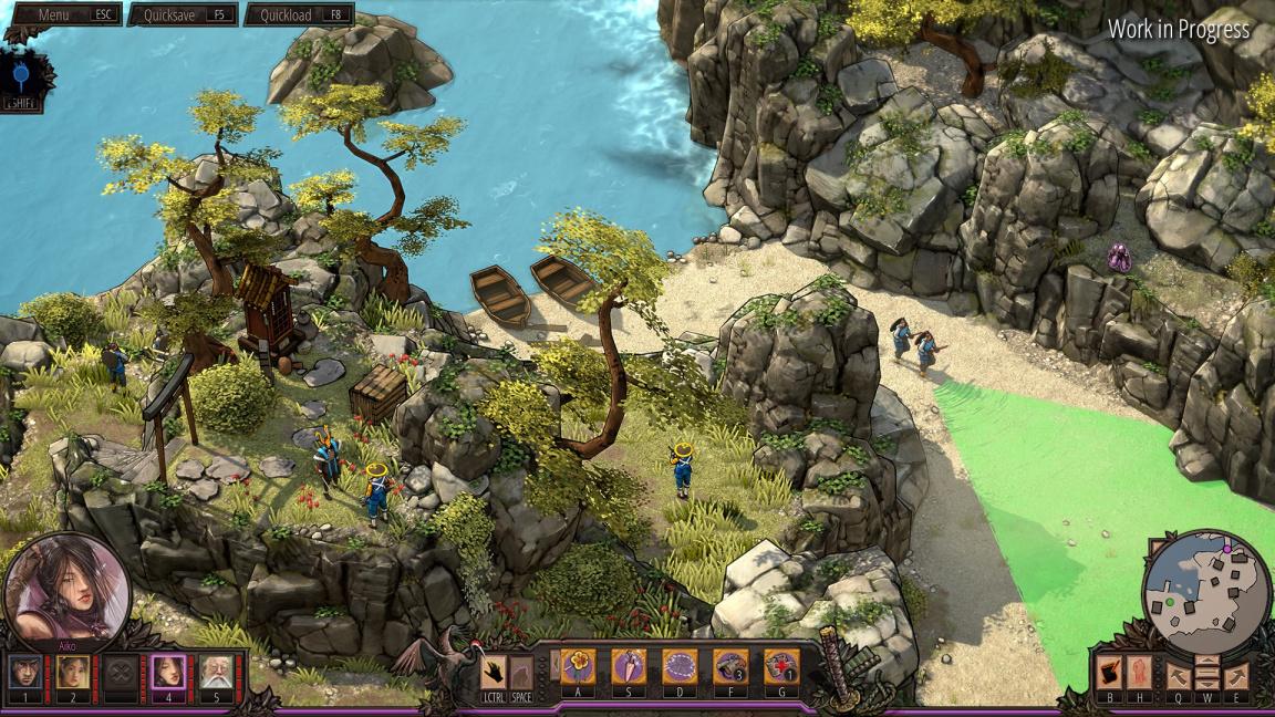 Samostatné rozšíření Shadow Tactics vyjde koncem roku exkluzivně na PC