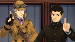 V soudní detektivce The Great Ace Attorney Chronicles vyšetřujete případy jako Herlock Sholmes