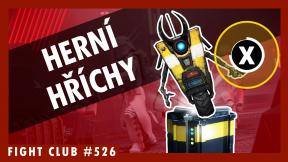 Fight Club #526: Jak nám herní designéři kazí hraní?