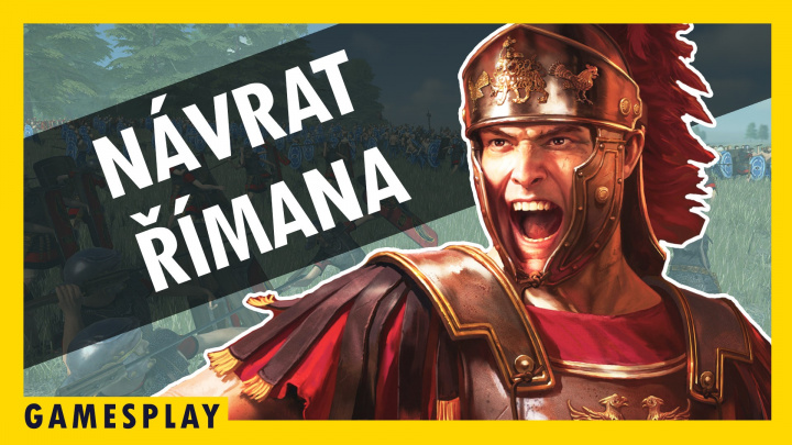 GamesPlay – hrajeme Total War: Rome Remastered
