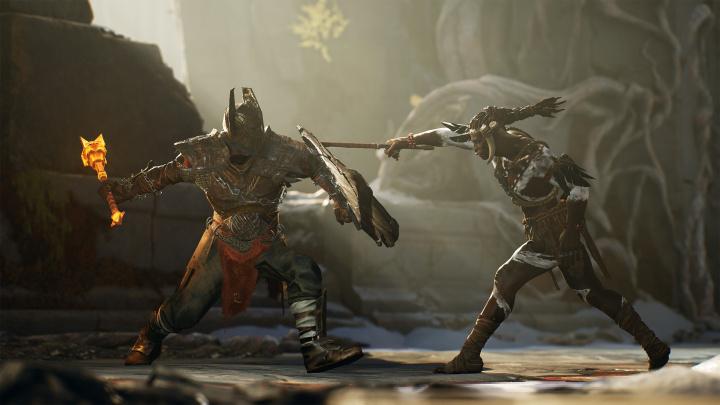 Brutální řežba Blood of Heroes kombinuje For Honor a Dark Souls