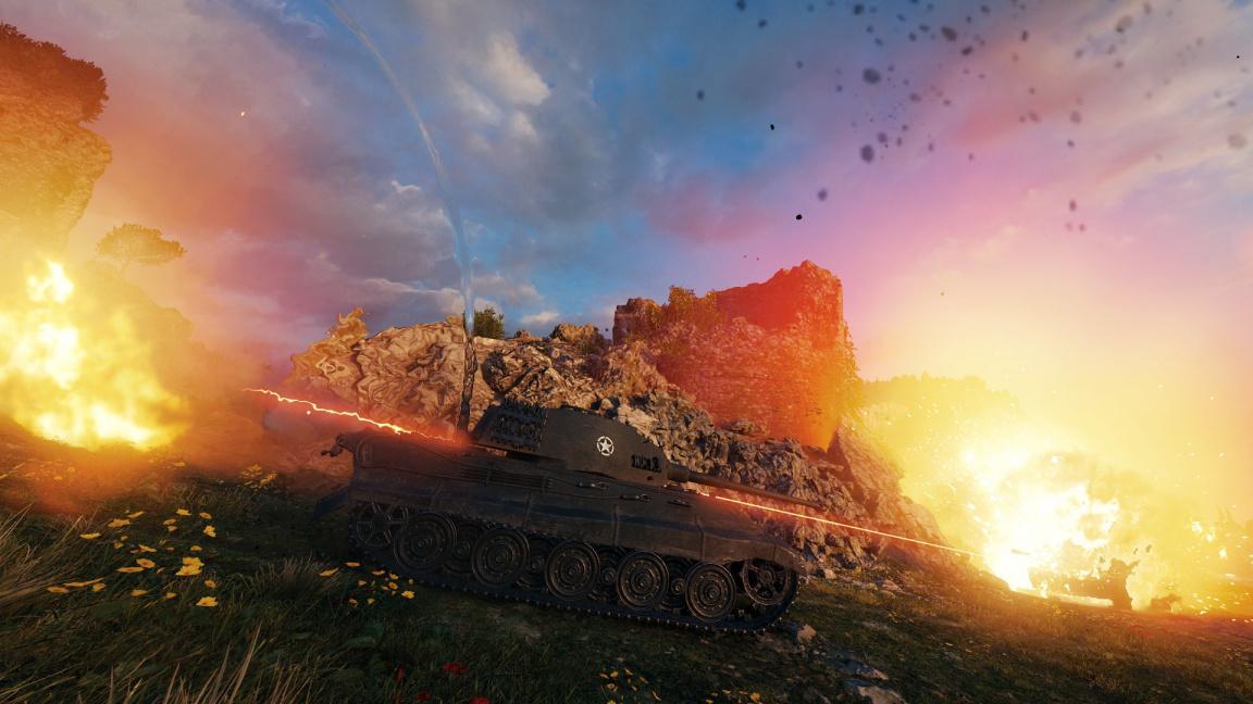 World of Tanks po více než dekádě vyšel na Steamu. Ale se zvláštním omezením