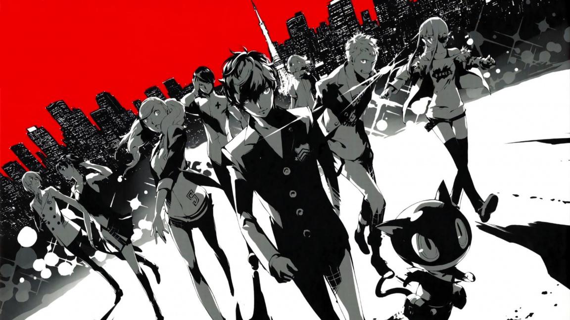 Z covidové samoty mě zachránila Persona 5 a její dokonalé postavy