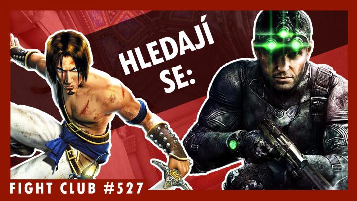 Sledujte Fight Club #527 o herních sériích, co si zaslouží pokračování