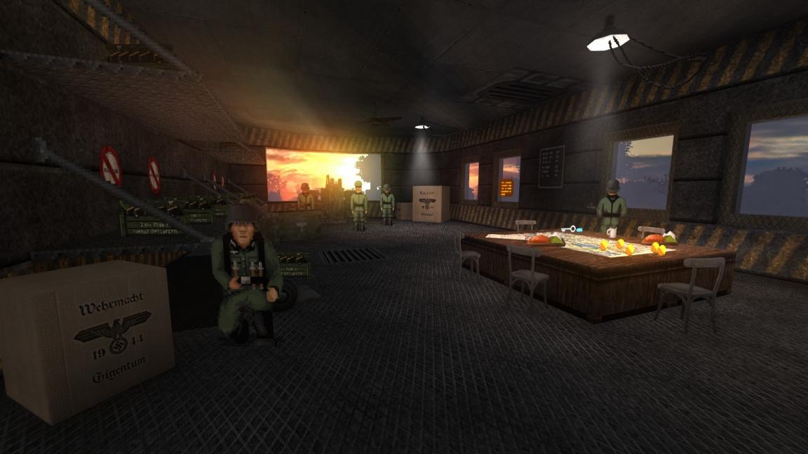 Zahrajte si neoficiální pokračování Wolfensteina 3D, zadarmo a v češtině