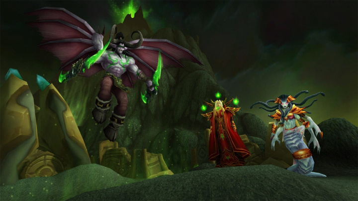 Návrat do roku 2007. World of Warcraft: Burning Crusade Classic vyjde za měsíc
