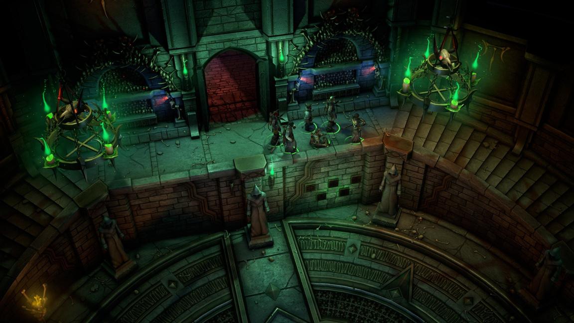 Na podzim odvrátíte démonskou invazi v RPG Pathfinder: Wrath of the Righteous